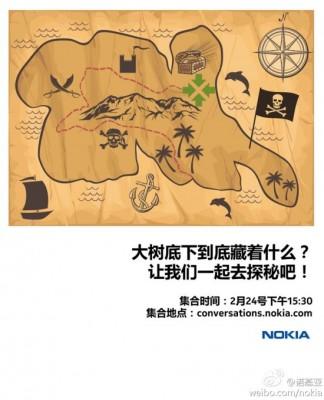 Nokia X Map