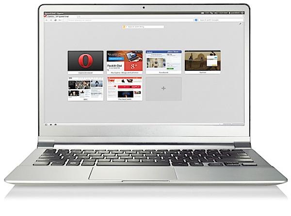 Opera15 desktop