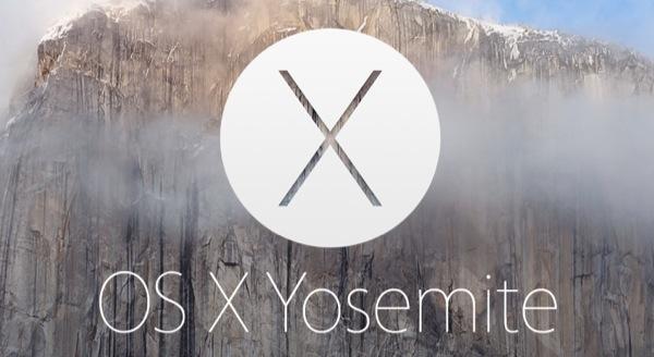Disponibile OS X Yosemite 10.10.1. Ecco tutti i dettagli dell'aggiornamento