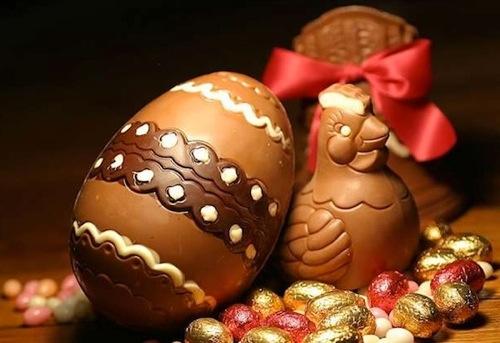 Pasqua cioccolato