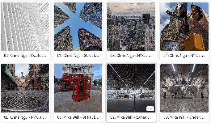 Download della raccolta di sfondi ufficiali del nuovo Google Pixel 5