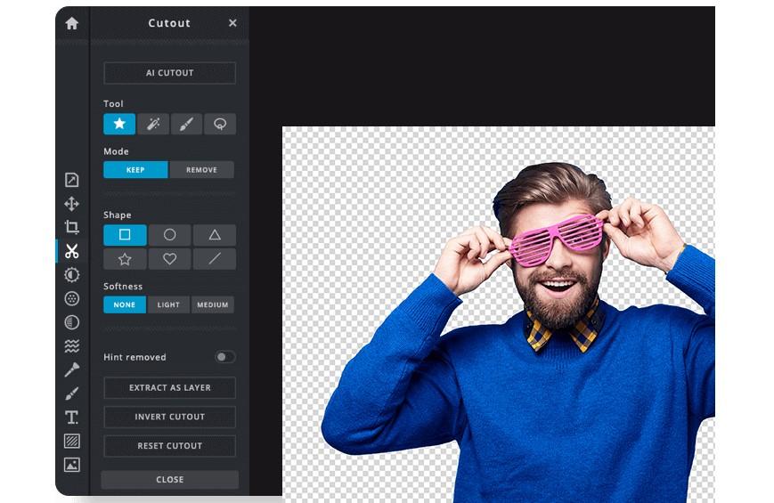 Raccolta di Editor di immagini Online per i novelli grafici da usare sul browser