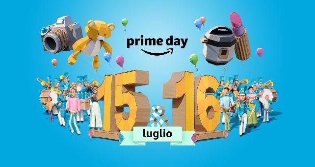 2 Giorni interi per il Prime Day 2019 (dal 15 al 16 Luglio)