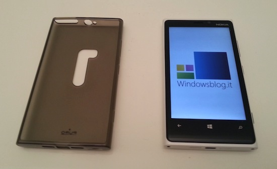 Puro lumia920 silicon cover