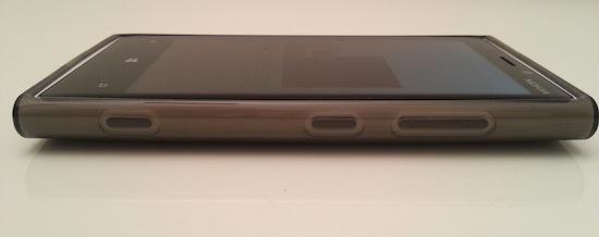Puro lumia920 silicon cover lato