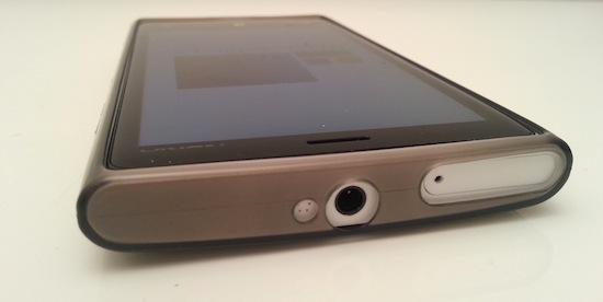 Puro lumia920 silicon cover top