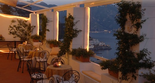 10 e oltre siti web di Ristoranti in Amalfi