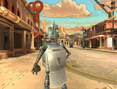 Robots giochi