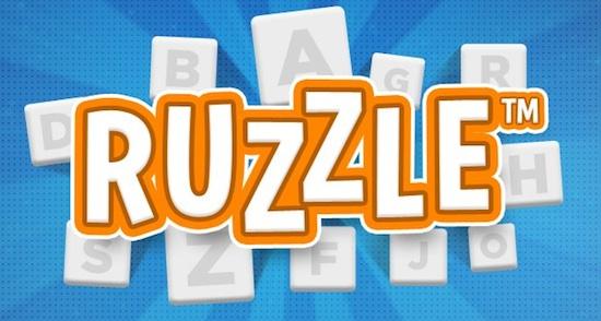 Ruzzle logo