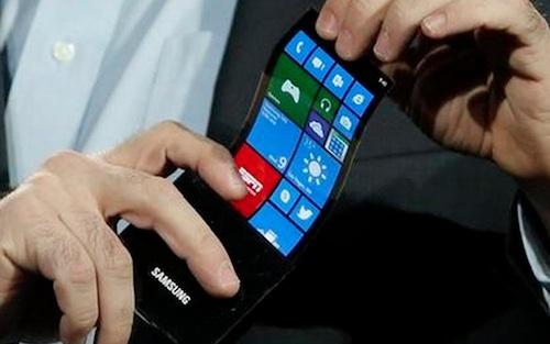 Samsung oled flessibile