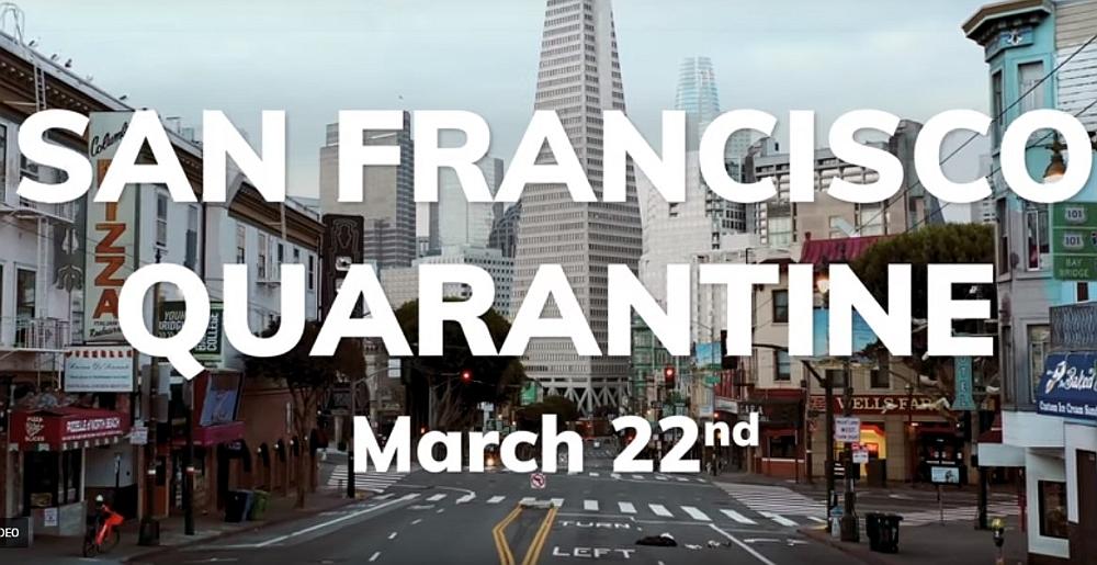 Video di San Francisco con lo Shut Down: questa città cosi non l'avete mai vista