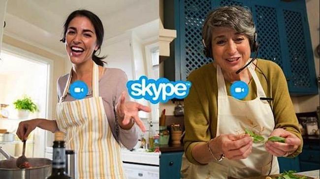 Skype Mom