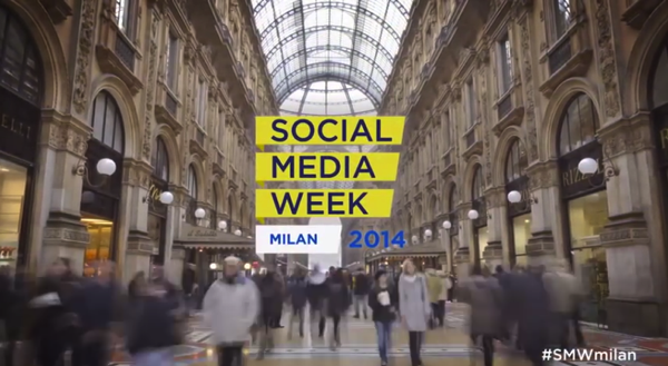Social Media Week Milano 2014