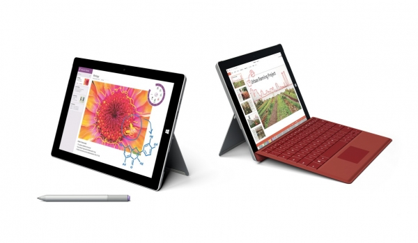 Surface 3 Dual