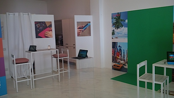 Surface pro evento