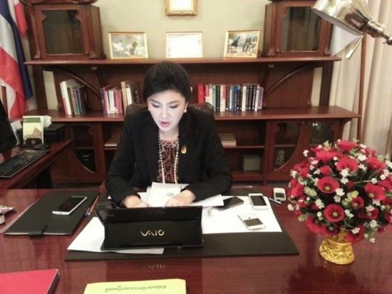 Thai prime minister lumia