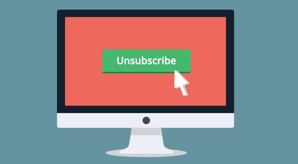 Ecco i servizi online per cancellarsi dalle newsletter e dai social network