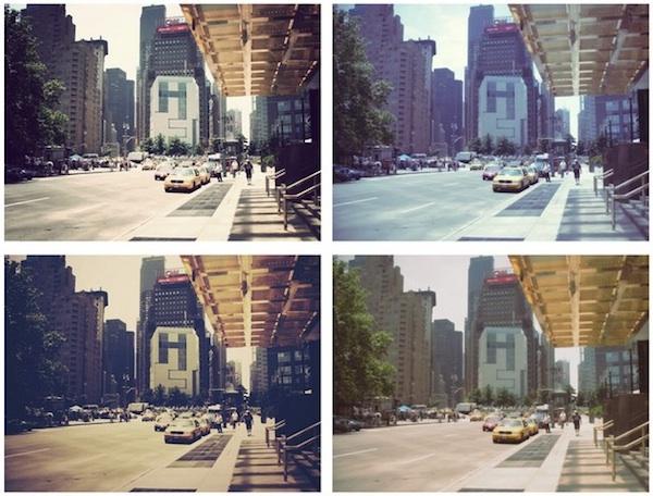 Raccolta di programmi per applicare effetti retro e vintage alle fotografie