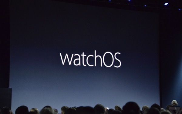 watchOS WWDC2015