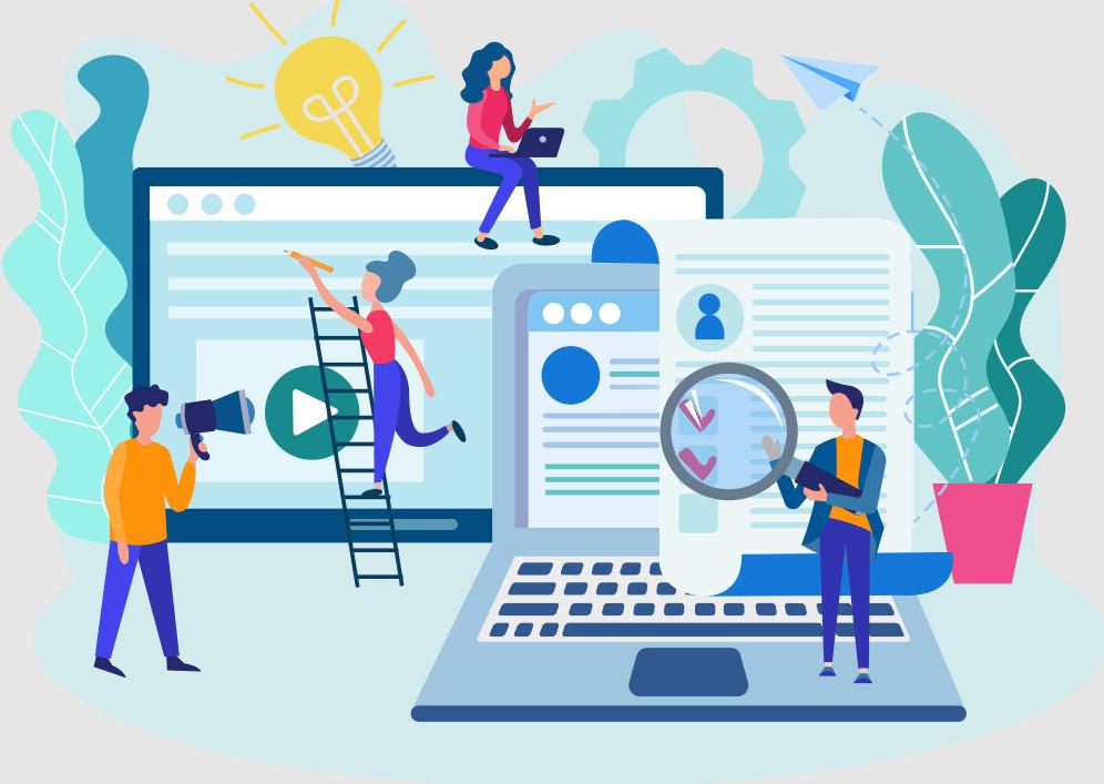 Applicazioni e strumenti online per creare facilmente siti completi e pagine web