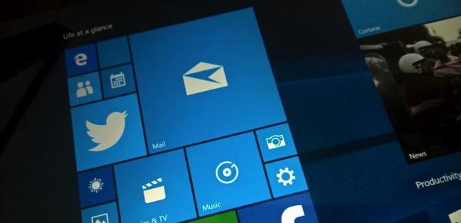 Windows 10 mobile blu