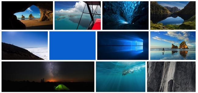 Download Dello Sfondo Di Default Di Windows 10 In 4k E Di Tutti Gli
