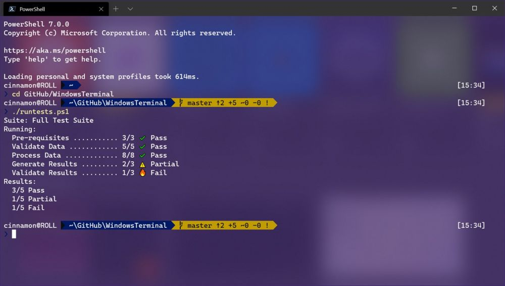 Lunga vita all'interfaccia a linea di comando: download Windows Terminal (preview)