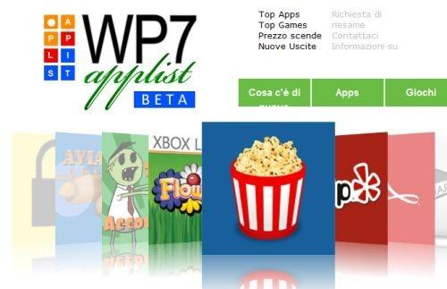 wp7applist