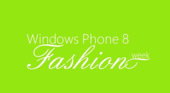 Wp8 fashion week