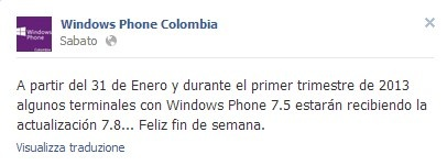 Wp 78 colombia