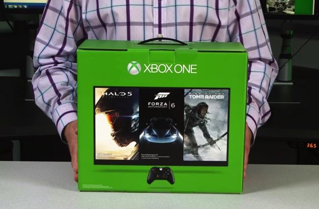Xbox One 1TB MN