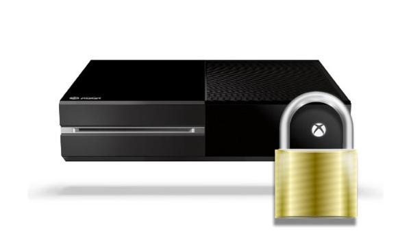 Xbox One Lock