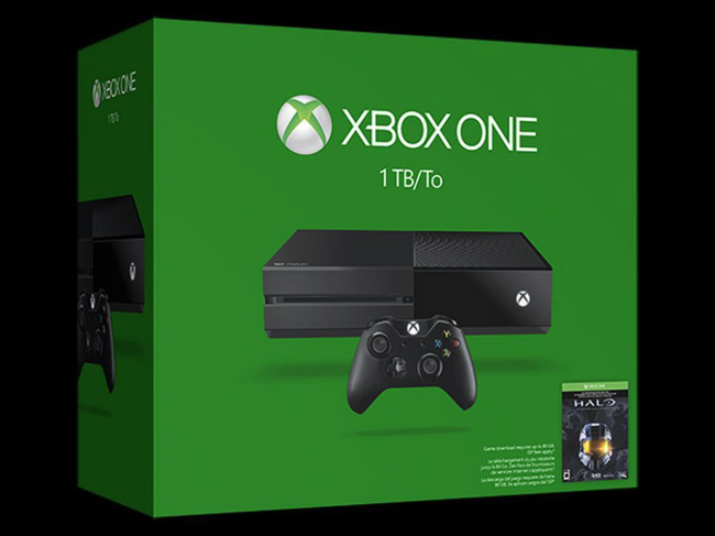 Xbox One 1TB Halo