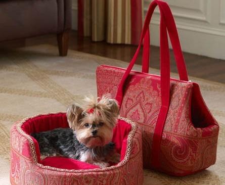 Yorky bag red