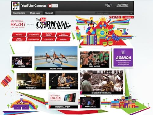 Youtube carneval