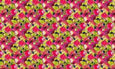 100 e oltre pattern floreali