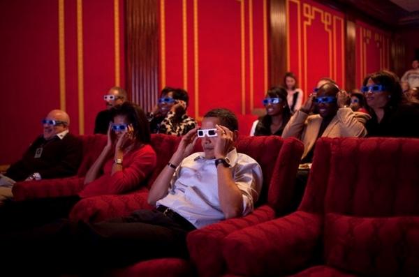 100 fotografie cool dedicate ad Obama