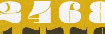 10 top vintage fonts