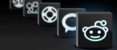 117 set di icone di social media e social network per il web
