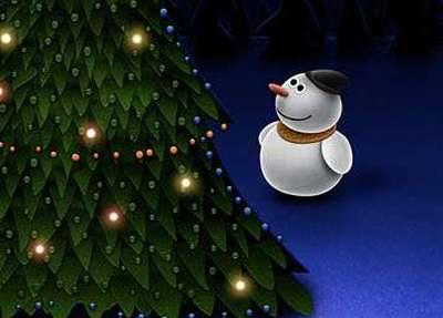 117 sfondi di Natale molto belli