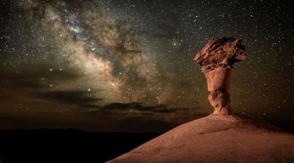 12 wallpaper di landscape in time-lapsed