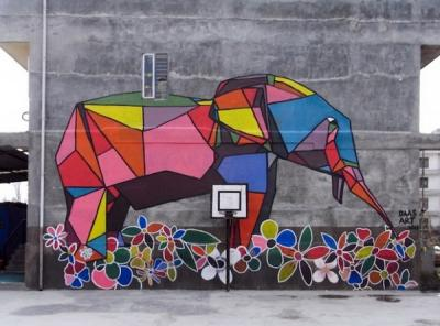 13 esempi di Street Art in Neapl