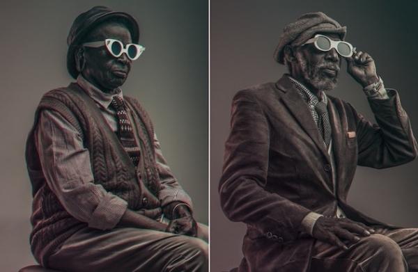 14 ritratti espressivi by Osborne Macharia