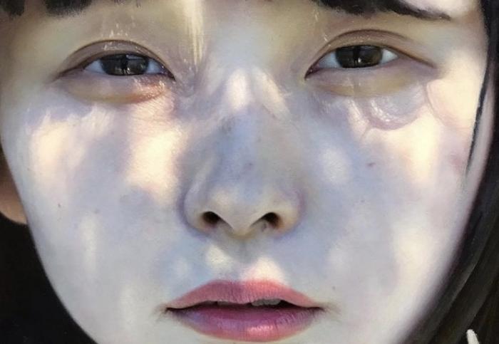 15 dipinti iper-realistici dall'artista giapponese mieno kei