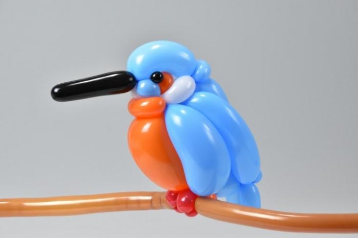 15 sbalorditive sculture fatte con i palloncini