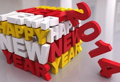 15 sfondi per il nuovo anno 2014