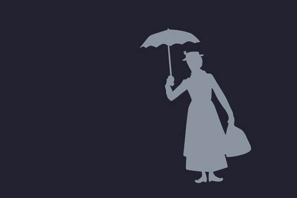 19 poster minimali di film disney
