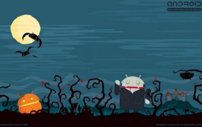 19 sfondi di halloween dedicati ad Android