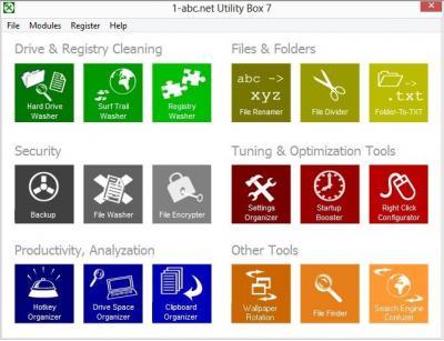 1-abc.net Utility Box