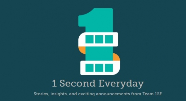 1 Second Everyday: Video Diary